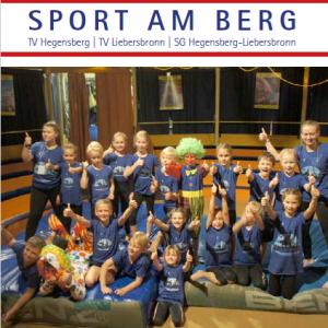 Sport am Berg Cover