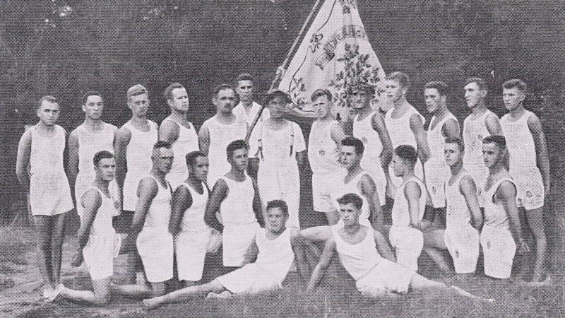Deutsches Turnfest 1933 in Stuttgart